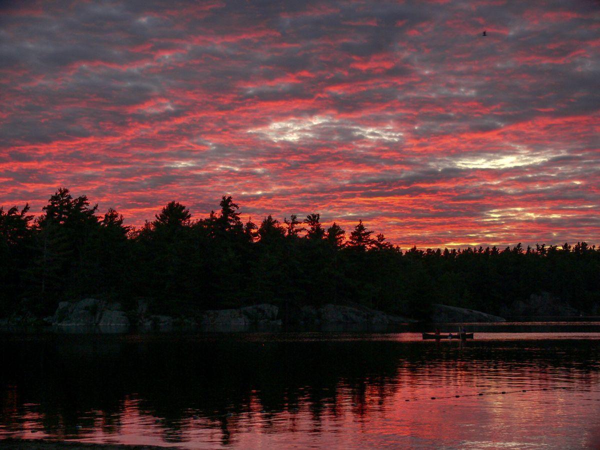 --2008 - Charleston Lake