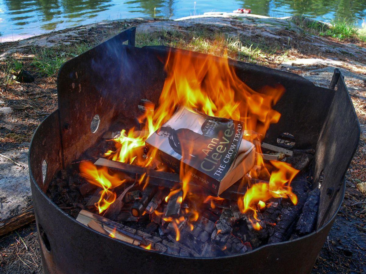 71Book burning
