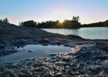 62Big lake, little lakes