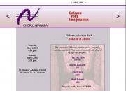 --May 4, 5, 2002  - Chorus Niagara