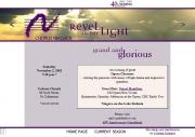 --November 2, 2002 - Chorus Niagara
