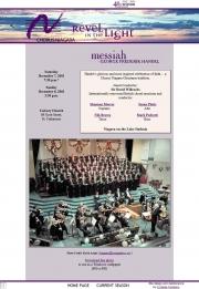 --December 7, 8, 2002 - Chorus Niagara with Sir David Willcocks