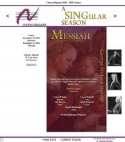 --December 10, 2004 - Chorus Niagara